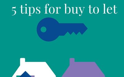 Five tips for buy-to-let: essential advice for property investors
