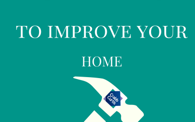 Top Ten DIY tips to improve your home