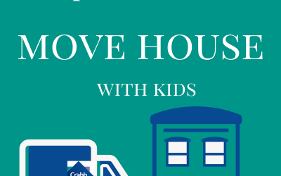 Tips on how to move house with kids